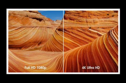 Narrowcasting en Ultra HD