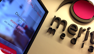 Merit Media levert turn-key narrowcasting systemen