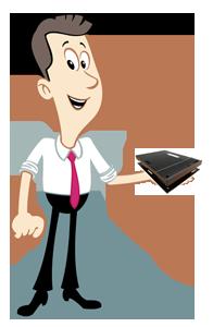 Merit Media levert een kleine industriële PC