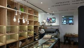 Narrowcasting bij Winkelman Banketbakkerij & Chocolaterie