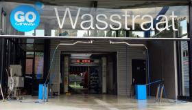 Narrowcasting bij GoCarwash, Veghel