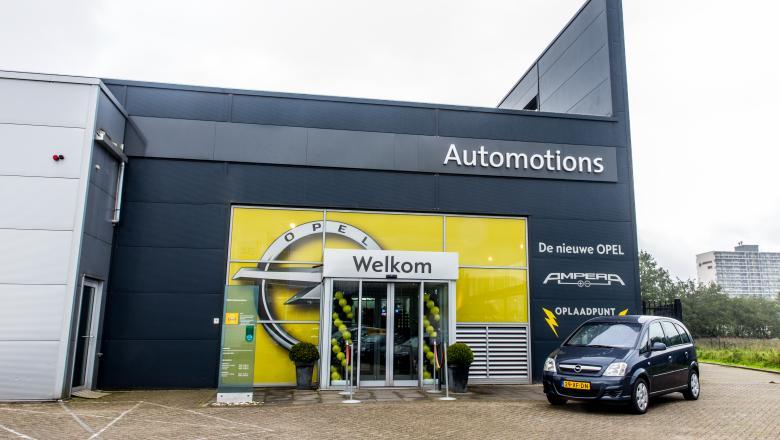 Narrowcasting bij Automotions