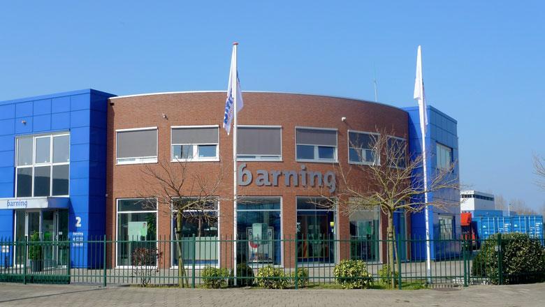 Narrowcasting bij Barning