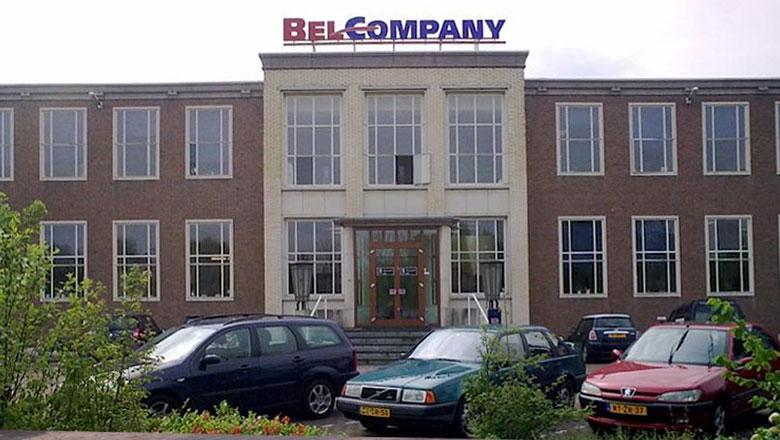 Narrowcasting bij BelCompany