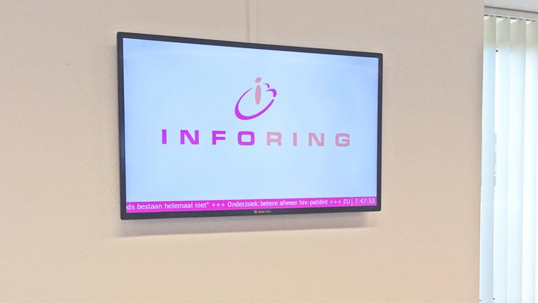 Narrowcasting bij InfoRing