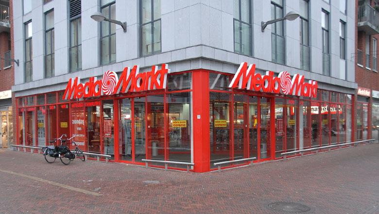 Narrowcasting bij Mediamarkt