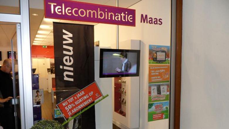 Narrowcasting bij Telecombinatie