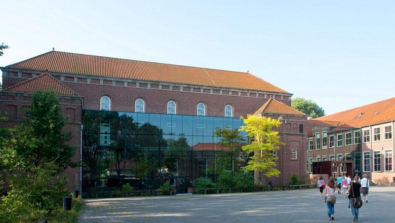Sint-Oelbert Gymnasium, Oosterhout